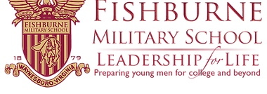 Fishburne Military School Logo with a link to recommendation letters